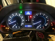 2006 2007 2008 Lexus IS250 IS350 AT Speedometer Gauge Cluster 83800-53580