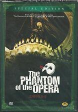 THE PHANTOM OF THE OPERA  NEW  DVD