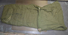 Used Canadian military 1 piece Cold weather outer arctic sleeping bag ( #O-2 )