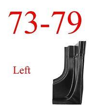 73 79 Ford LEFT Rear Door Post, Regular Cab, Truck, F150 F250 F350 78 79 Bronco