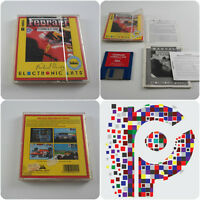 Ferrari A Game for the Commodore Amiga Computer tested & working