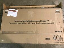"""Samsung 470 Hg40Ne470Sf 40"""" 1080P Led Lcd Tv Hdtv"""
