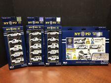 Daron NYPD Play Mat & Gift Packs Lot Dela2831