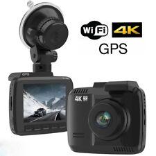 "2.4"" WiFi GPS 4K Car DVR Dash Cam Motion Detection HD Video Recorder Camcorder"