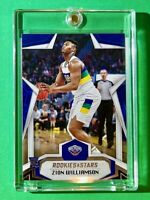 Zion Williamson ROOKIE PANINI CHRONICLES ROOKIES & STARS 2019-20 RC - Mint!
