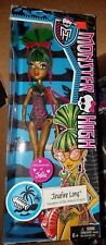 Mattel Monster High Swim Class Jinafire Long -- Justice exclusive 2013 NEW