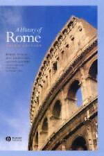 A History of Rome by Marcel Le Glay Jean-Louis Voisin Yann Le Bohec David Cherry