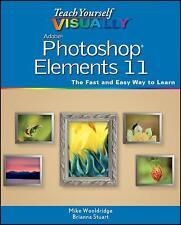 Photoshop Elements 11 by Mike Wooldridge