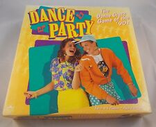 Golden Dance Party Craze Game of the 90's 1991