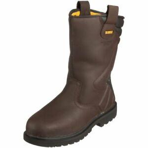 Dewalt Classic Rigger Work Boots. Steel Toe & Midsole. Sizes 6-13 - Rigger