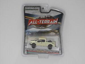 """1:64 2016 Ford F-150 (Cream) """"All Terrain"""" Greenlight 35110-E"""