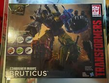 Transformers BRUTICUS Decepticons Generations Combiner Wars 6 Action Figures