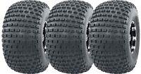Full Set 4 ATV tires 20x7-8 20x7x8 Front /& 22x11-8 22x11x8 Rear 10024 10032 4PR