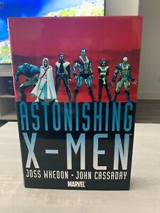 MARVEL Comics ASTONISHING X-MEN WHEDON CASSADAY Omnibus First Print