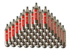 100 Pack - Co2 Cartridges 25G Threaded Bike Tyre Inflators