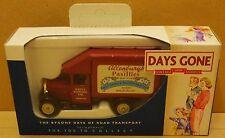 DG052026 Days Gone Lledo Boxed Die Cast Model - Morris Parcel van.