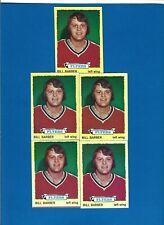 "Sharp Lot Of 1973-74 Topps #81Bill Barber Rookie ""Flyers"" Hof"