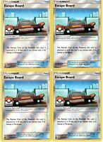 Pokemon Trainer Set - Escape Board 122a/156 Alternate Art League Holo Card Lot