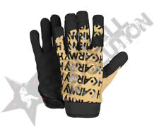 Hk Army Hstl Gloves Tan Black Size Small