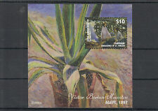 Canouan Grenadines St Vincent 2014 MNH Art of Russia Rossica 1v S/S Agave