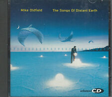 Mike Oldfield The Songs Of Distant Earth 1995 CD