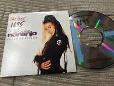 MONICA NARANJO - FUEGO DE PASION CD SINGLE PROMOCIONAL