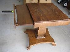 "Oak ""Robbins"" Style Parlor Table"