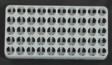 PLASTIC AMMO AMMUNITION BULLET RELOADING TRAY/INSERT/HOLDER EMPTY LOT OF 88