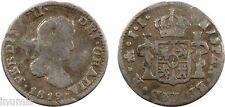Mexique, Ferdinand VII, 1/2 real, 1819, Mexico - 200