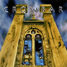 Crowbar Broken Glass Vinyl LP Record w/ Phil Anselmo/Pantera/Down sludge metal!!