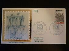 FRANCE PREMIER JOUR FDC N° S-72   UNESCO  SAO MIGUEL  BREZIL  2,60F   PARIS 1982