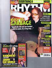 GARBAGE / RADIOHEAD / CARL PALMERRhythm + CDNo.112June2005
