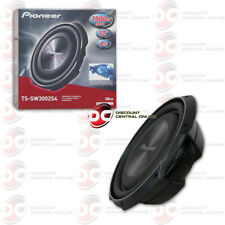 "PIONEER TS-SW3002S4 12"" SINGLE 4 OHM CAR SHALLOW MOUNT SUBWOOFER 400W RMS"