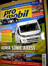 PRO MOBIL 5-13+ADRIA SONIC+CHAUSSON WELCOME+DETHLEFFS  30 YAERS+KNAUS SKY+HYMER