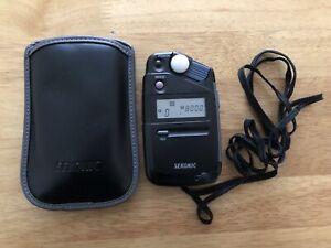 Sekonic Flashmate L-308B Flash Light Meter