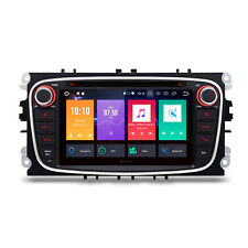 "RADIO DVD GPS LCD TACTIL 7"" FORD FOCUS SMAX CMAX ANDROID 8.0 4GB RAM 32GB ROM"