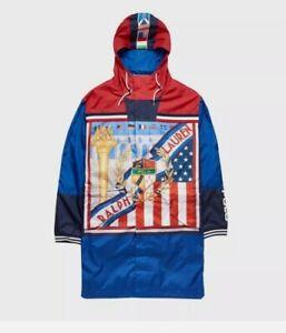 Polo Ralph Lauren Olympic chariots of fire marsh jacket coat RRP599.99