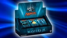 """Magic the Gathering """"Masters 25"""" Factory Sealed Booster Box MTG Card Tcg ccg"""