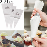 3 Sizes Fabric Reusable Icing Piping Cream Pastry Bag DIY Cake Decorating Tools