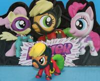 Funko Mystery Minis My Little Pony Power Ponies ANGRY MISS.MARE-VELOUS APPLEJACK