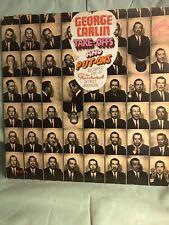 ComedyAlbums-Carlin/Tomlin/Newhart/JackPaar/FosterBrooks/SpikeJones  9 Records