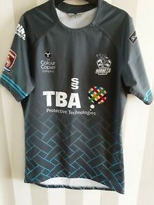 Rochdale Hornets 2017 Away Shirt No 9 Signed Size Large