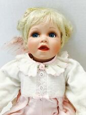 Ashton-Drake blessing of Charity Helen Steiner Rice Porcelain Angel Doll C6