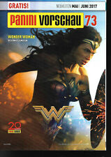 Panini Magazine 73 - Guardians of the Galaxy - Gal Gadot Wonder Woman 1984 cover