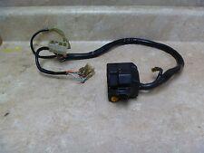 Honda 1000 CBX1000 SPORT CBX 1000 Used Left Handlebar Switch 1980 #HB7
