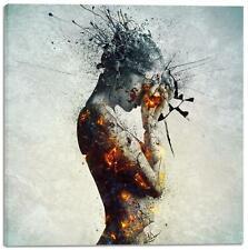 "Cortesi Home ""Deliberation"" by Mario Sanchez Nevado, Giclee Canvas Wall Art"