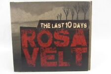 CD - ROSAVELT - The Last 10 Days, 2012, produced by Don Dixon, Cleveland OH