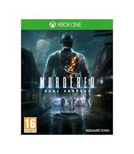 Pal version Microsoft Xbox One Murdered Soul Suspect