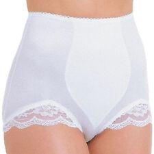 8eb3558a23e95 Rago Shapewear V-Leg Light Control White Shaper Brief Size 30 Large