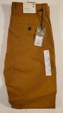 Goodfellow & Co Mens Slim Chino Pants Stretch Brown 30x32 NWT (645-36)